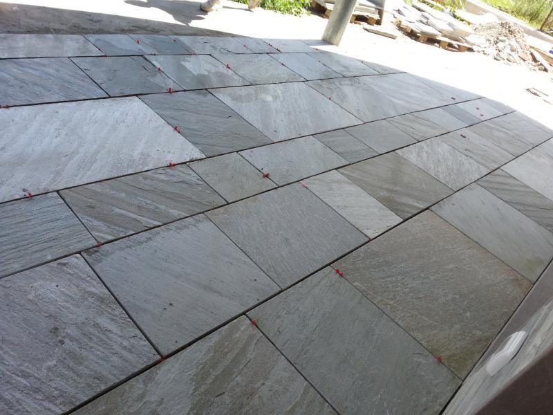 Grand choix de mat riaux toutes gammes pour int rieur et ext rieur - Carrelage granit exterieur ...